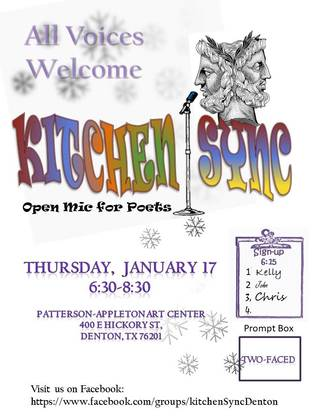 Kitchen Sync Finds A Home At PAC (Patterson- Appleton Art